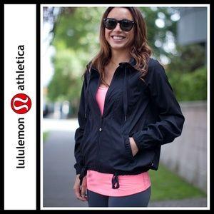 Lululemon Transition Jacket Black NWOT